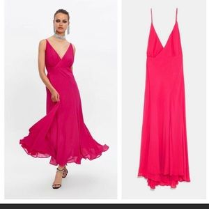 Zara Limited Edition Long Dress